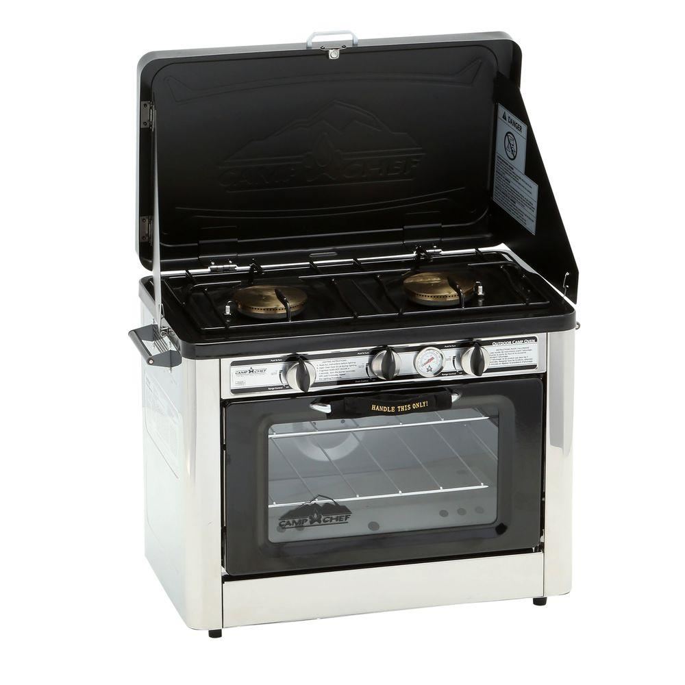 Camp Chef Outdoor Double Burner Propane Gas Range And Stove Coven Outdoor Cooking Stove Double Burner Camping Stove