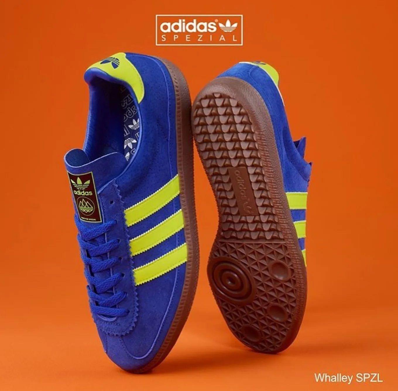 Adidas spezial, Adidas retro
