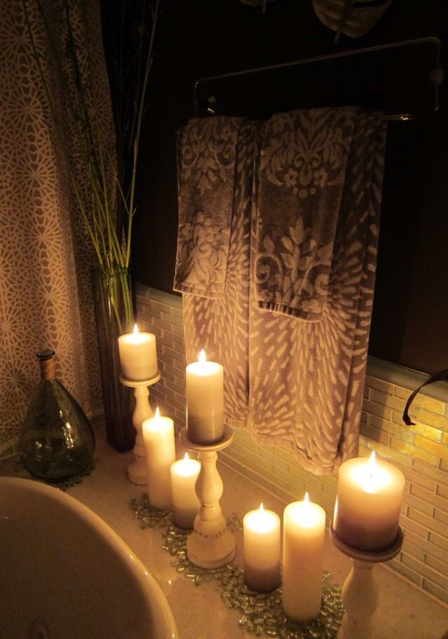 Luxury Homes Mansions Bathrooms Bedrooms Romantic Romantic Candle Lit Bedroom Blue Bedroom Decor Bedroom Candles