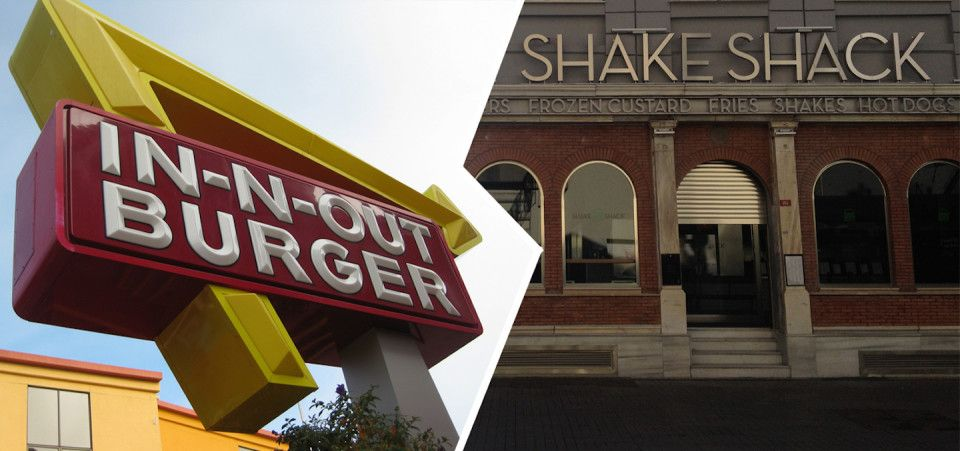 Food Fight: In-N-Out vs Shake Shack