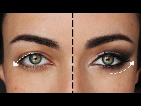 (1) How To Lift Droopy Eyes The Ultimate Cat Eye