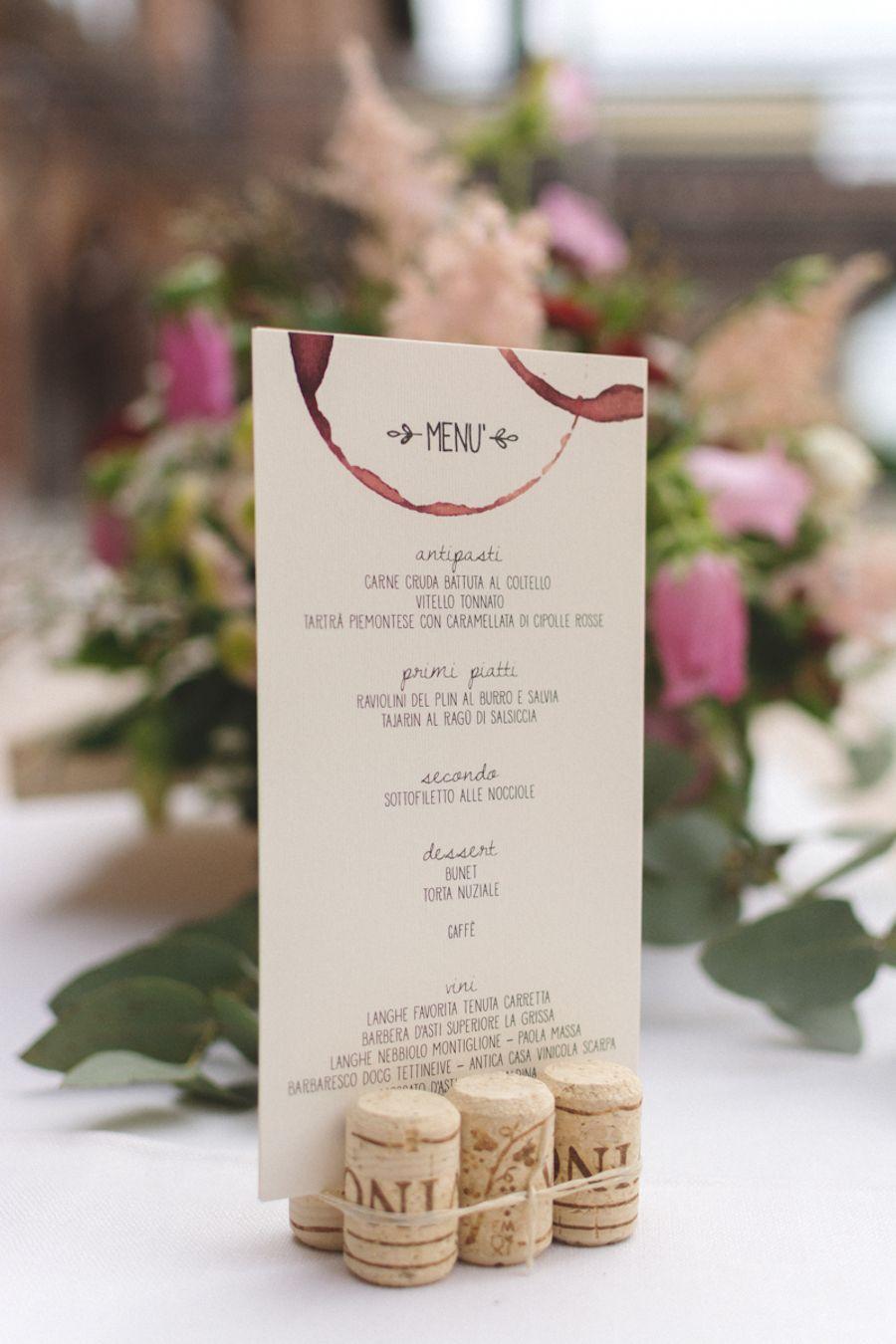 Segnaposto Matrimonio Vino.Un Matrimonio Boho Chic Ispirato Al Vino Matrimonio A Tema Vino