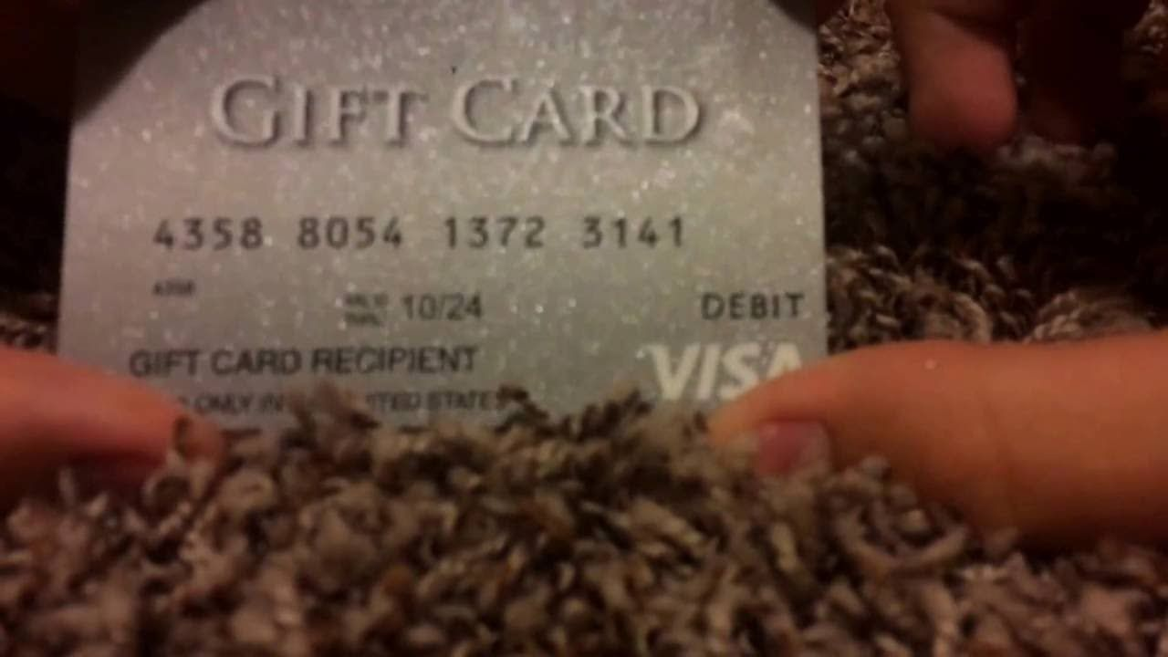 Free Credit Card Number And Security Code Giveaway | marketing