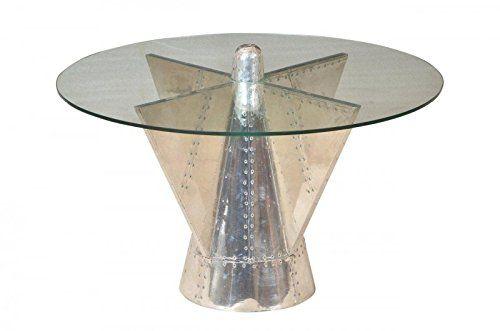 Casa Padrino luxury designer aluminum coffee table Buy from Amazon here - https://www.amazon.co.uk/Padrino-luxury-designer-aluminum-diameter/dp/B01L3BOFS2/ref=as_li_ss_tl?ie=UTF8&qid=1485278427&sr=8-68&keywords=Aviator+furniture&linkCode=sl1&tag=mancave-21&linkId=6b3b9f8d1a01a0f51a6f4a88ec5f7728 #casapadrino #aviator #mancave