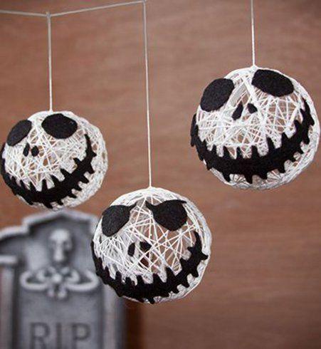 20 idées de déco DIY pour fêter Halloween comme il se doit DIY