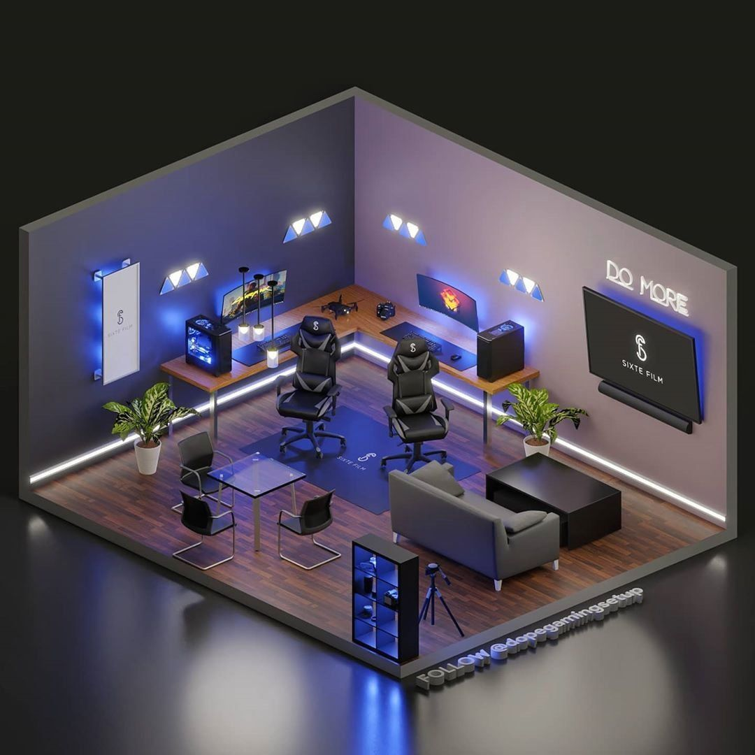 Not everyone will benefit from having something like the astro mixamp or the turtle beach tac, but those that do will find it to be a game changer. Small Bedroom #dreamroom #gaming #gamer #battlestation # ...
