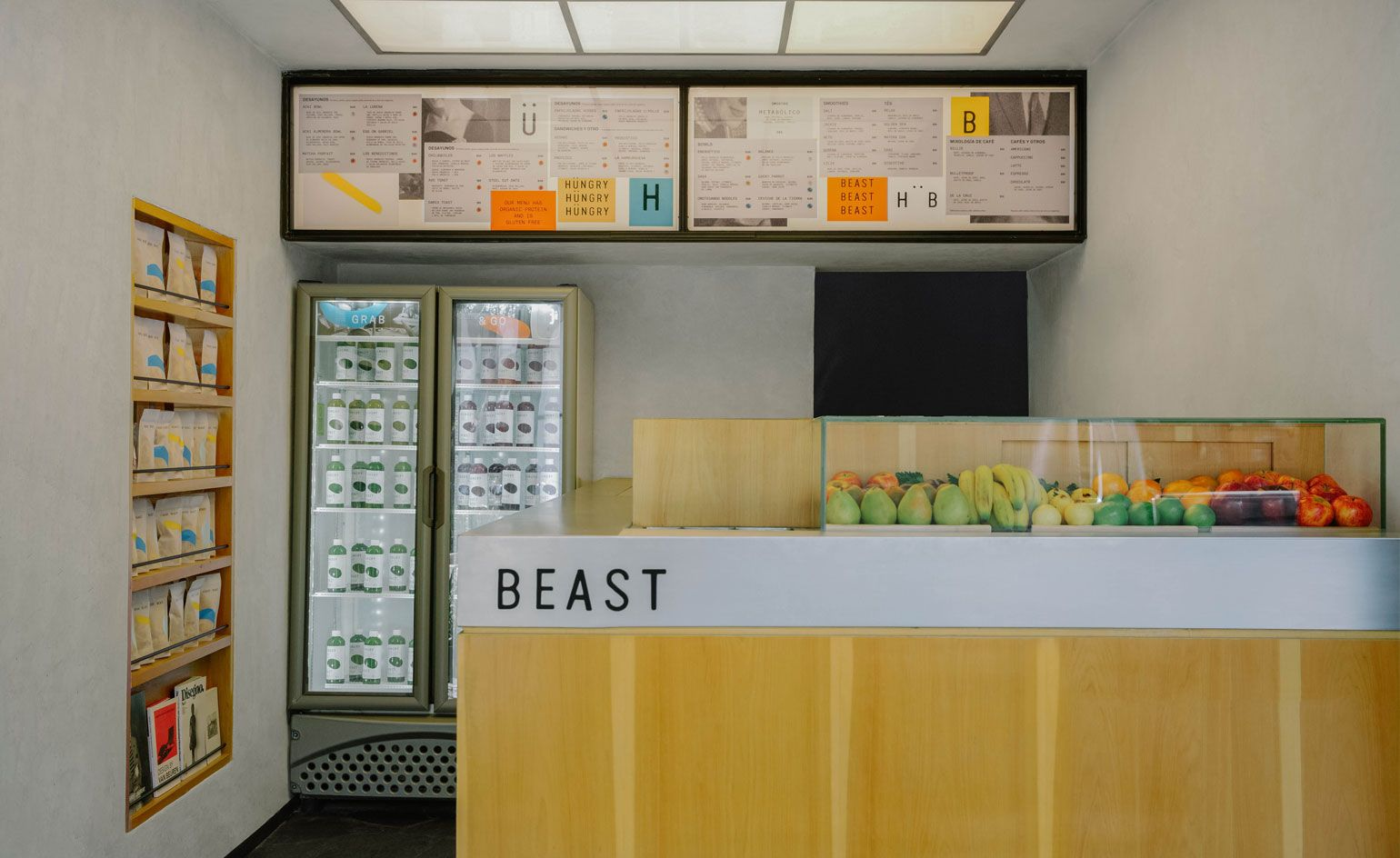 A New Baldessari Inspired Mexico City Restaurant Tackles The Clean