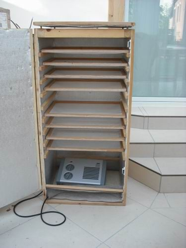 hobbytip nr 72 und hobbythek buch nr 6 trockenschrank. Black Bedroom Furniture Sets. Home Design Ideas