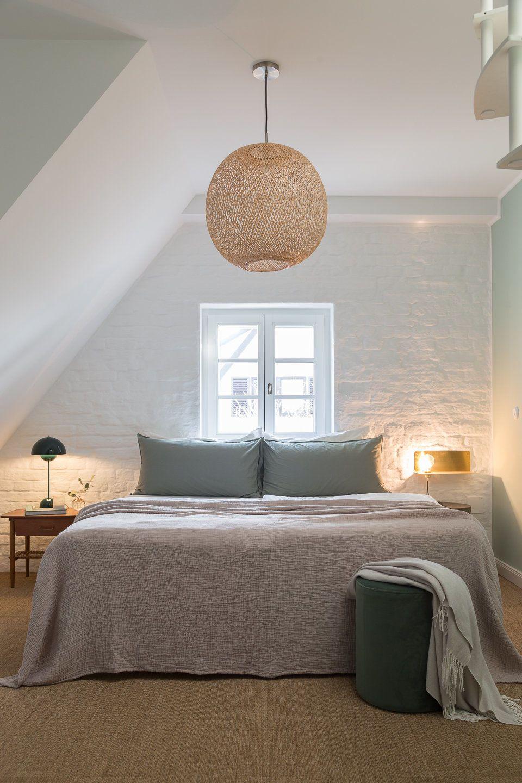 Schlafzimmer Mit Dachschr臠e Nach Feng Shui