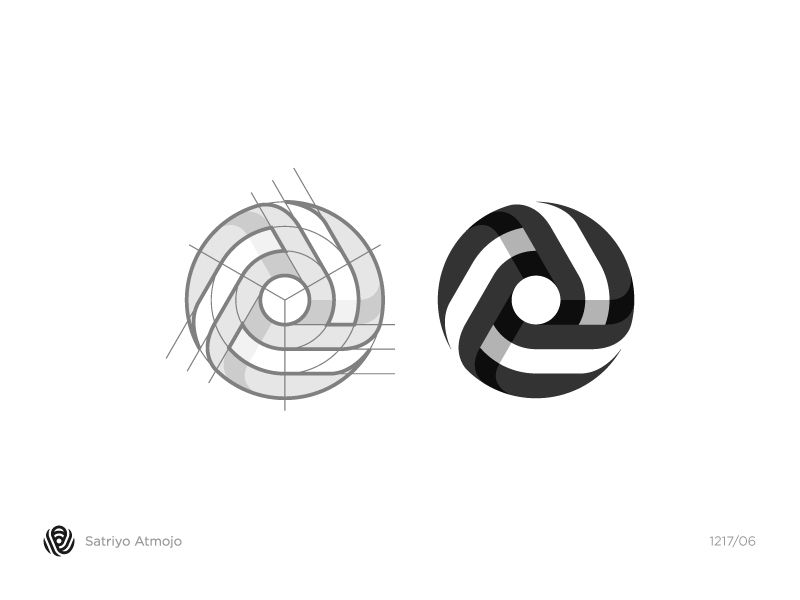 28 The Letter O Monogram Logo Logotype Icon 50 Letter O Logo Design Inspiration And Ideas Monogram Logo Logo Design Inspiration Logo Design