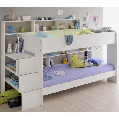 etagenbetten das platzsparende bett f r zwei kinder home24 kinderbett in 2018 pinterest. Black Bedroom Furniture Sets. Home Design Ideas