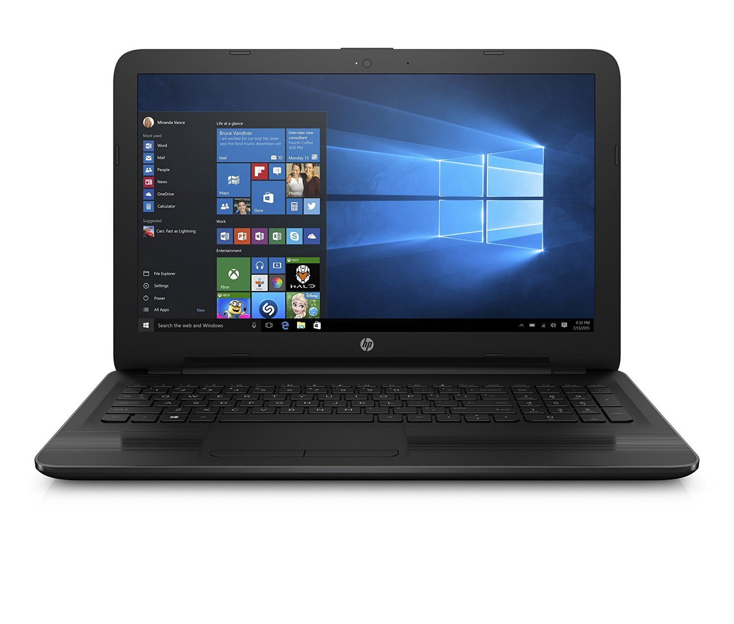 Buy HP 15BE001TU 15.6inch Laptop online at low price in