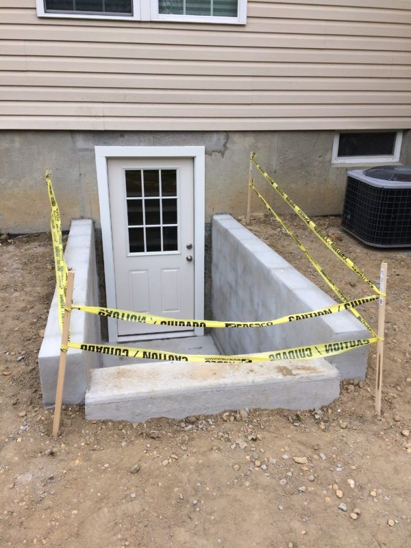 Best Basement Egress Door Egress Finishing Basement 400 x 300