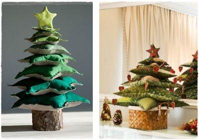 25 ideas para decorar el rbol de navidad - Arbol De Navidad Pequeo