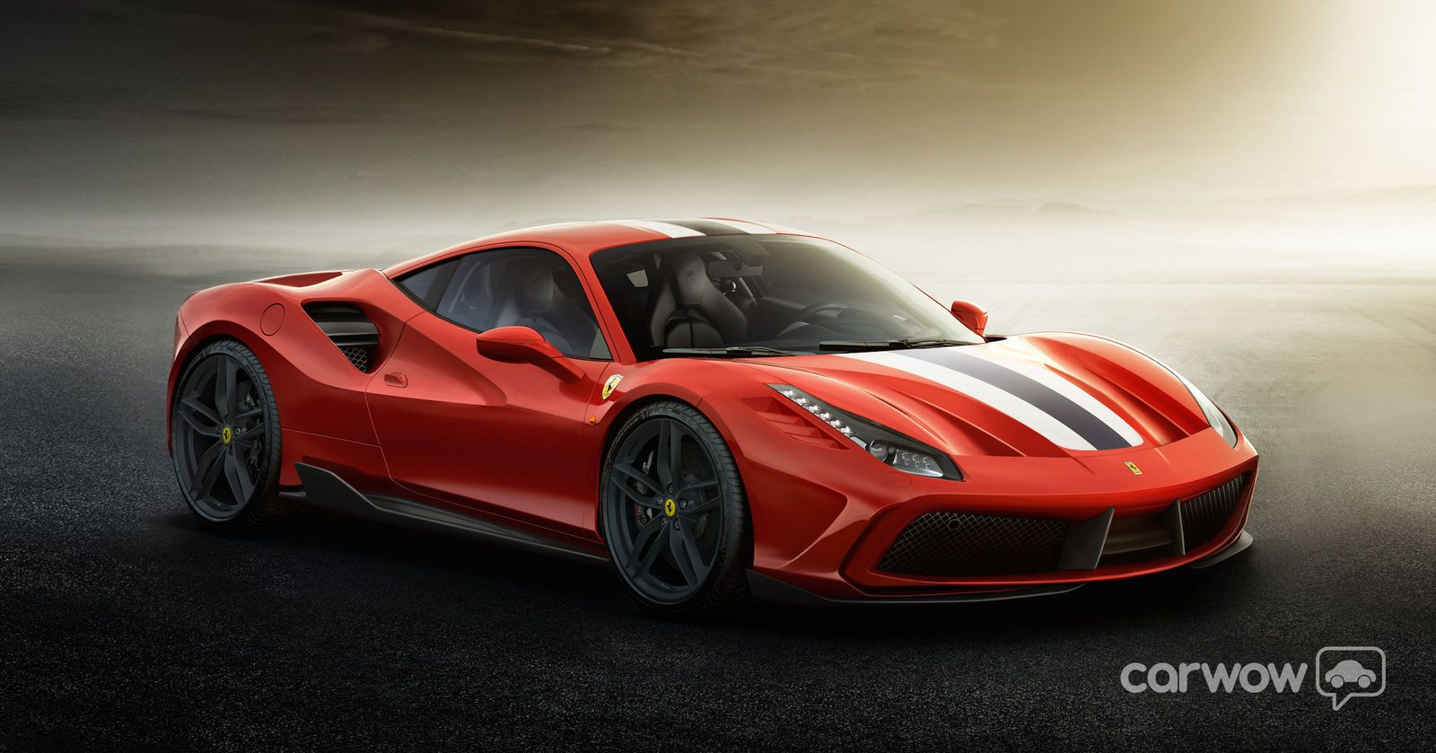 ferrari has a pretty good chance of introducing a replacement for the 458 speciale too - 2016 Ferrari 458 Replacement