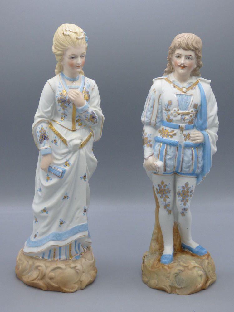 5 Nr Porcelain Woman Tea half Doll New !!