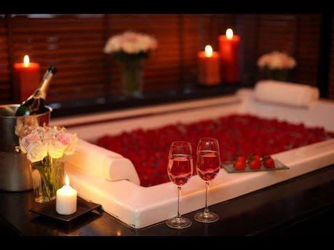 First Night Romance Decor Room