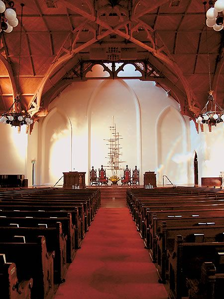 First Unitarian Universalist Church Is A Beautiful And Affordable Sf Wedding Venue