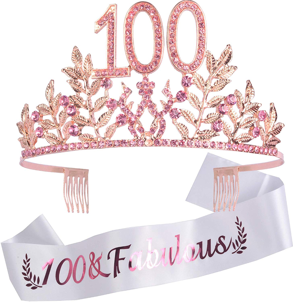 Amazonsmile 100th Birthday Decorations Party Supplies 100th Birthday Gifts Pi 100 Birthday Decorations 100th Birthday Party 100th Birthday Party Decorations