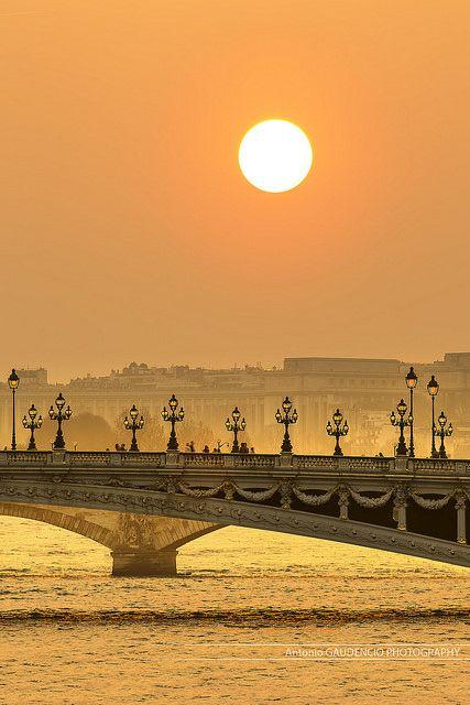Pont Alexandre 3, Paris | Flickr - Photo Sharing!