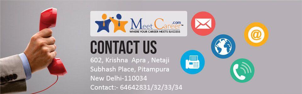 MeetCareer is India\u0027s first edu-job portal exists to serve the