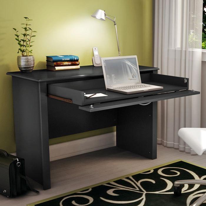 Pretty Chic Black Laptop Desk