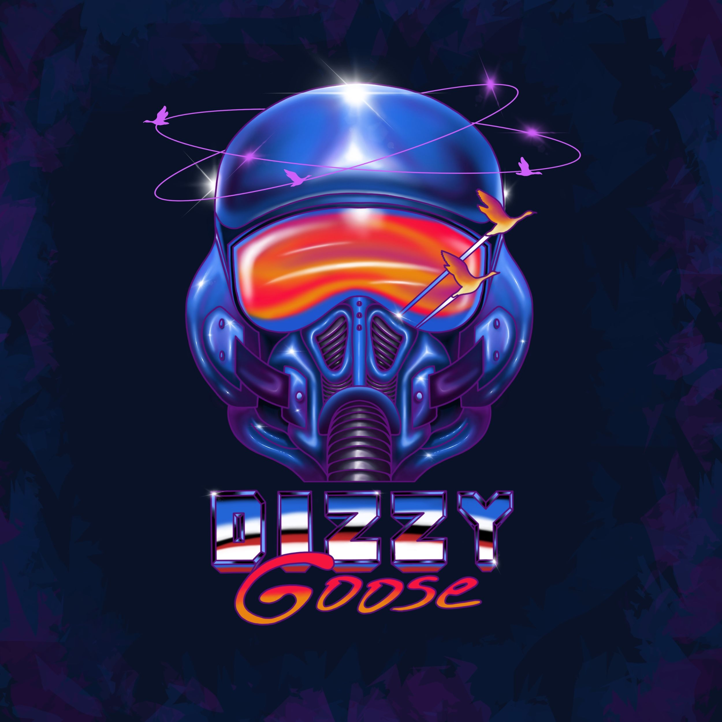 Gaming logo for Dizzy Goose, one of the best Battlefield