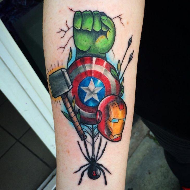 #tattoocaptain