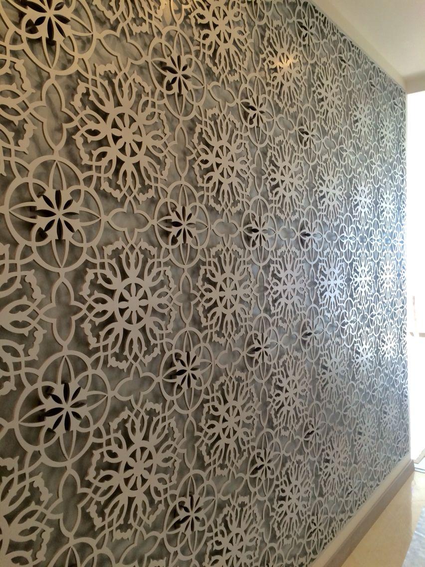 Mandir Curtain Designs