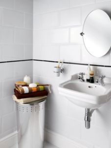 Wickes Bevelled Edge White Gloss Ceramic Wall Tile 300 X 200mm Bevelled Tiles Wickes Wall Tiles