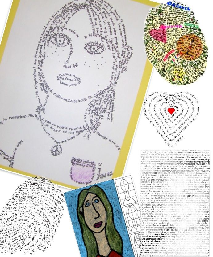 8th Grade art auction project