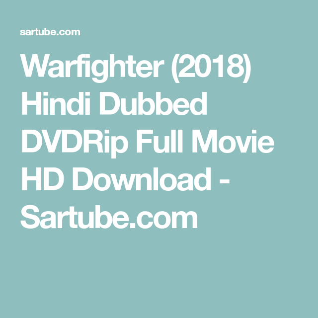 Watch Warfighter Full-Movie Streaming