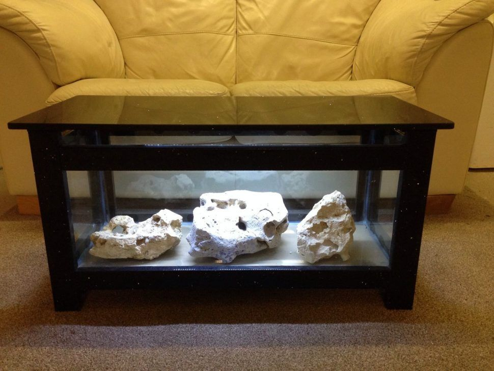 Diy 125 Gallon Aquarium Stand 55 Gallon Fish Tank Stand Plans Diy 10 Gallon Fish Tank Stand Fi Fish Tank Coffee Table Aquarium Coffee Table Coffee Table Design