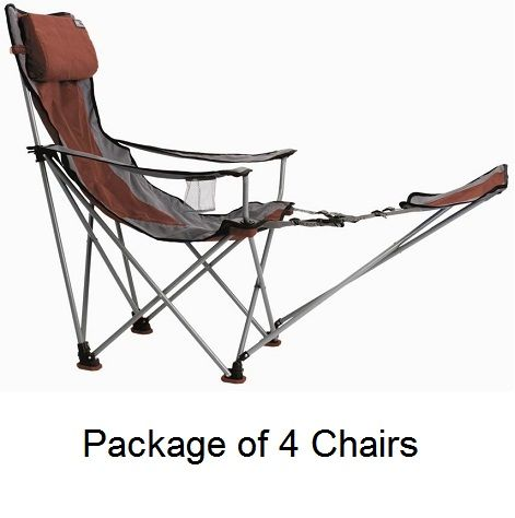 Travelchair 789frb Collapsible Camp Chair With Footrest Portable Chair Folding Camping Chairs Outdoor Chairs
