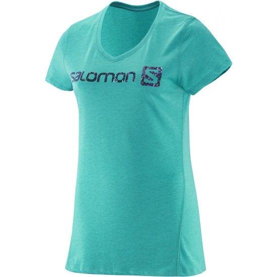 SALOMON Elevate SS Tech Tee női futópóló Nordic Walking 6ac87b48f0