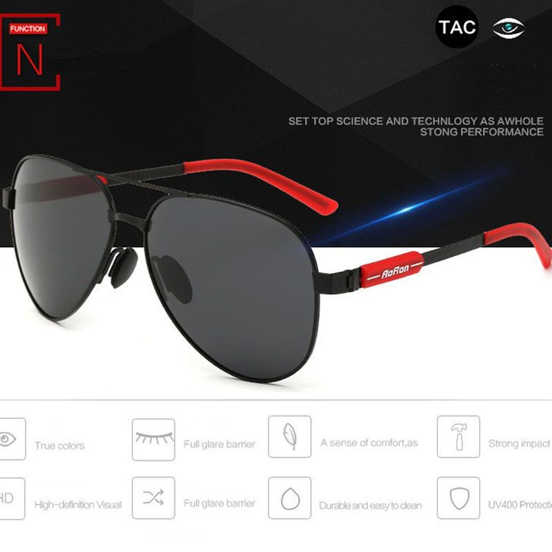 e93de2c130 Polarized-Mens-Sunglasses-Outdoor-Sports-Glass-Fashion-Eyewear-Driving- Glasses