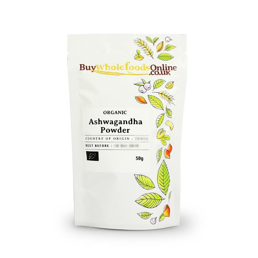 Organic Ashwagandha Powder 1kg Natural dietary