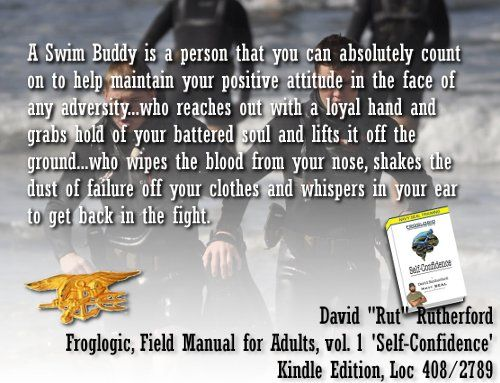 Navy Seal David B Rutherford Quote From Book
