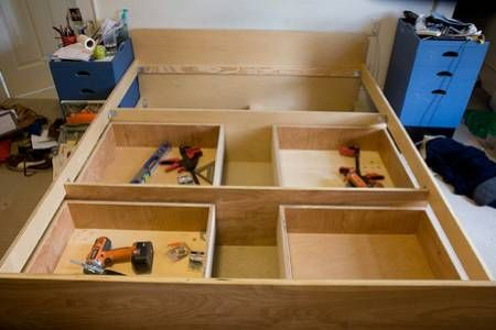 78 best images about diy woodworking woodworking plans bed frame pdf download on pinterest woodworking plans bed frames and sweet dreams - Bed Frames With Drawers