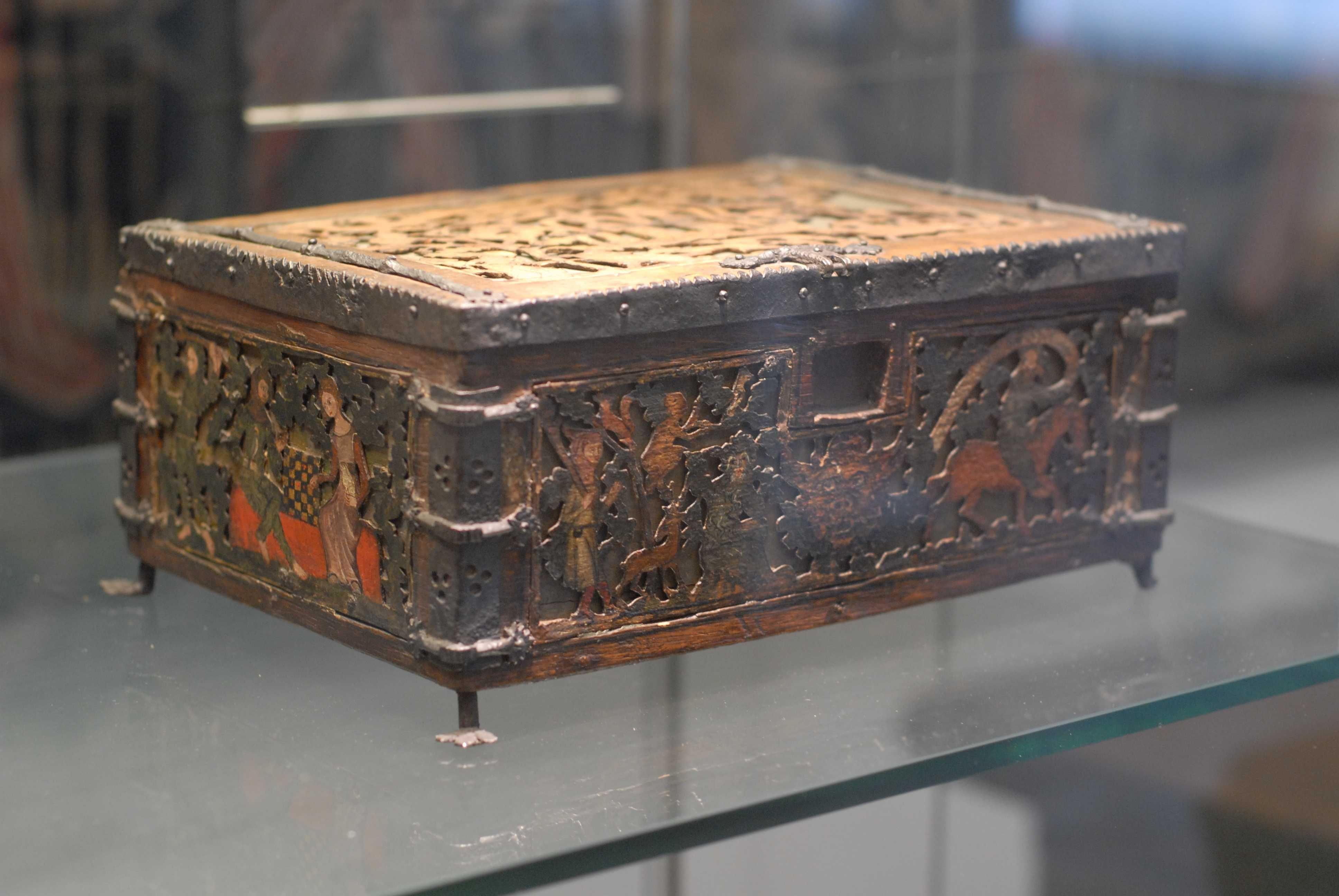Minnekastchen Museum Fur Angewandte Kunst Koln Keepsake Boxes Antique Collection Decorative Boxes