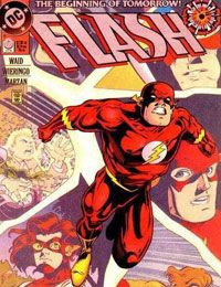 The Flash (1987) comic | Read The Flash (1987) comic online in high quality