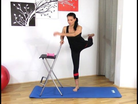 FREE Ballet Barre Total Body Workout - Long Lever Upper and Lower BARLATES BODY BLITZ - YouTube