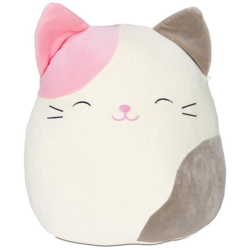 Best Small Pink And Grey Cat Squishmallow Stuffed Animal 8 400 x 300