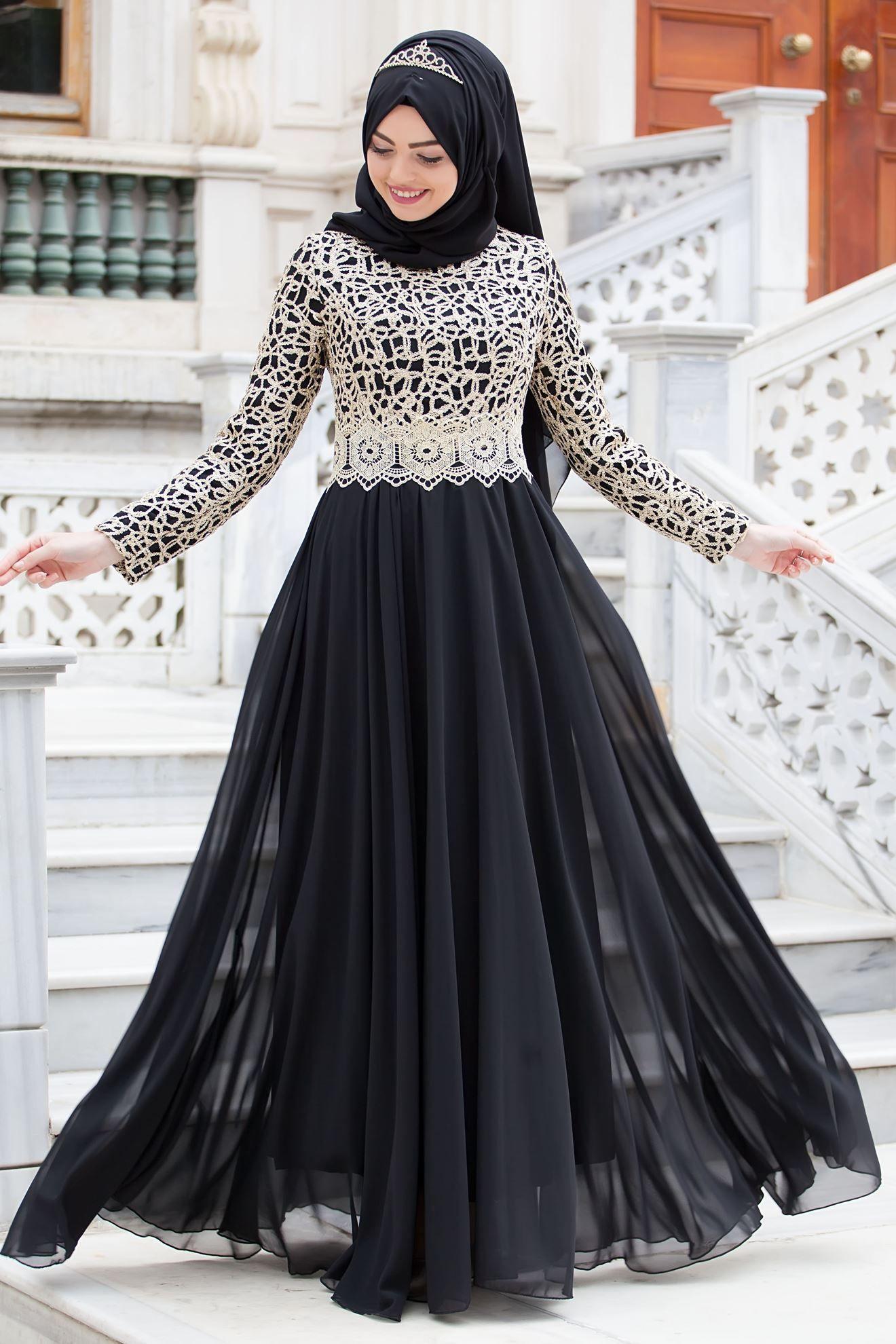 96c4673ef2e03 2018 Sedanur Tesettür Abiye Modelleri | Tesettür | Moda, Giyim ...