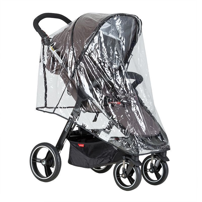 Phil & Teds 2016 Smart Buggy Stroller Storm Cover, Multicolor