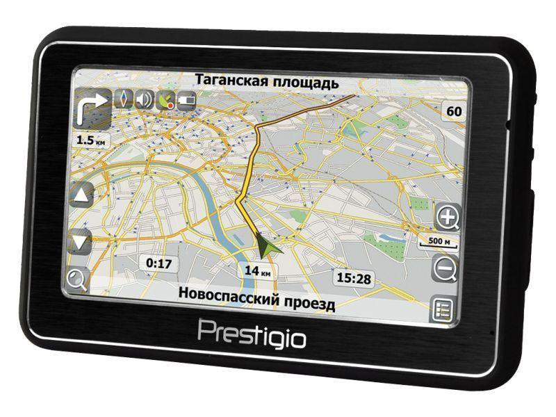 Инструкция навигатора prestigio geovision 5400