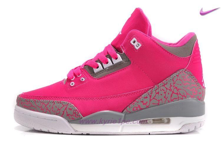 Air Jordan 3 rosa