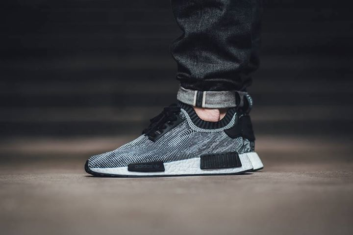 The adidas NMD R1 Primeknit