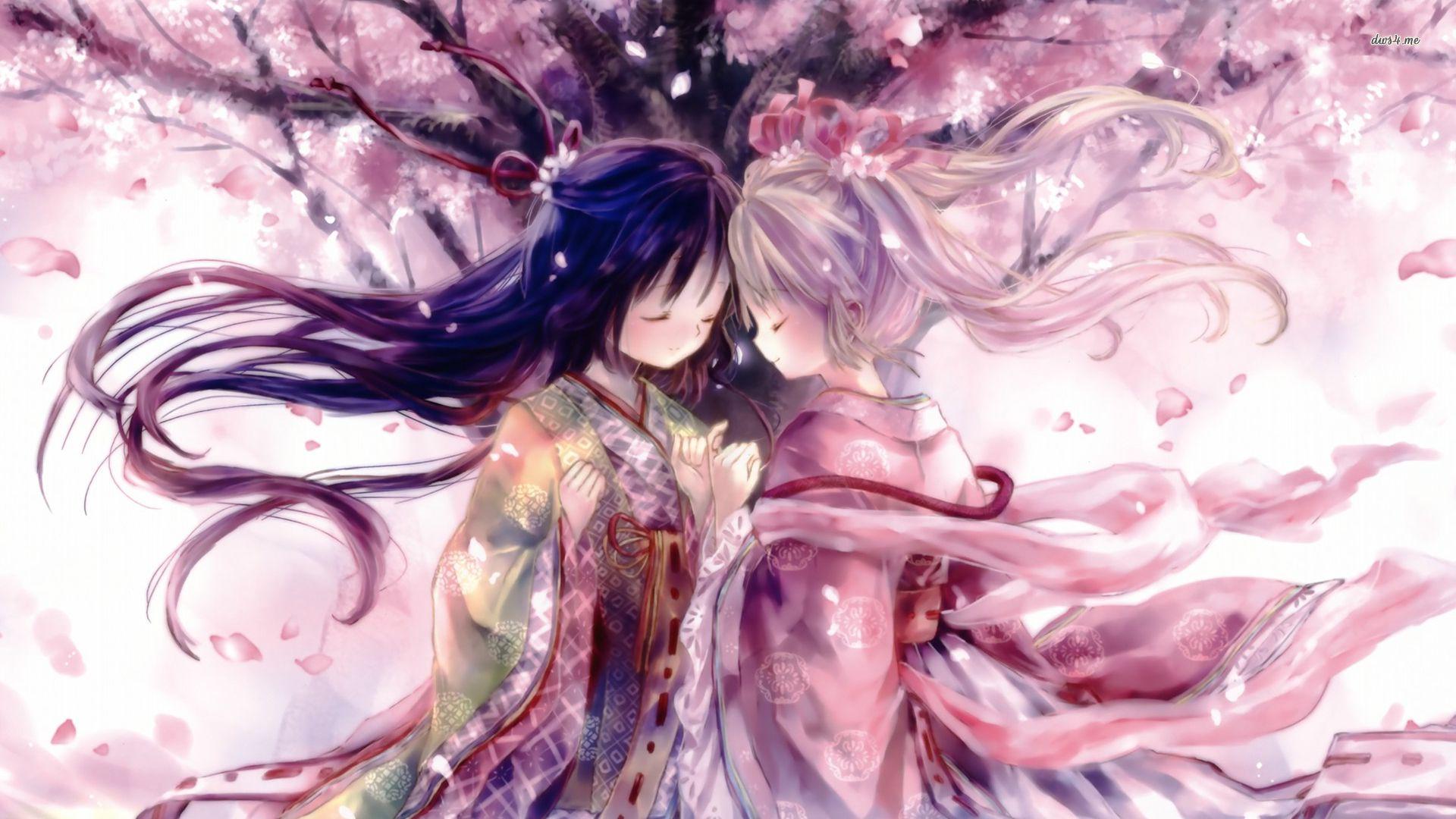 Best friends wallpaper Anime wallpapers 41065 Anime