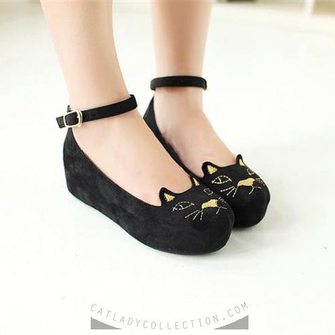 ♥ Cat Platform Shoes | Cat platform